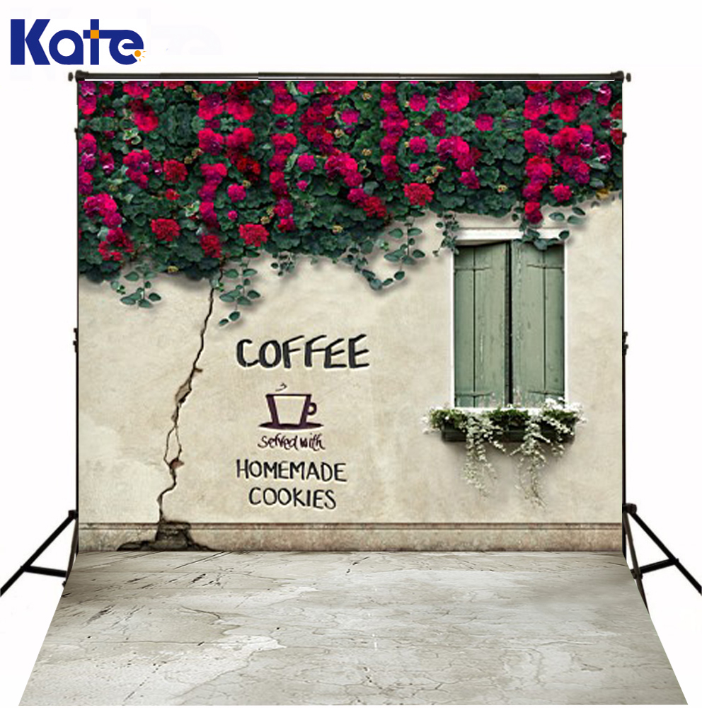 600Cm*300Cm Background Cracks In The Walls Of The Coffee Photography Backdropsthick Cloth Photography Backdrop 3539 Lk<br>