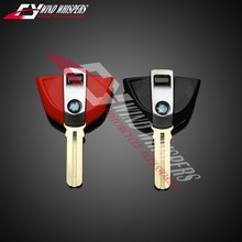 2XPCS 2015 NEW Motorcycle Uncut Blade Blank Key For BMW R1200R/S/ST R1200GS/RT R1150RT S1000RR