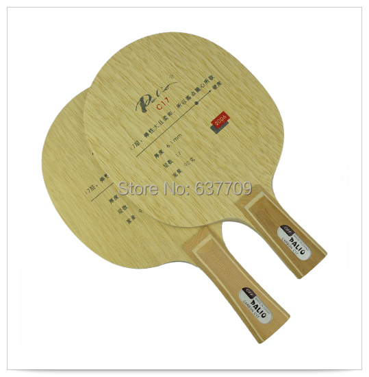 Original Palio C17 (C 17, C-17) ply 17 table tennis blade for fast attack<br><br>Aliexpress