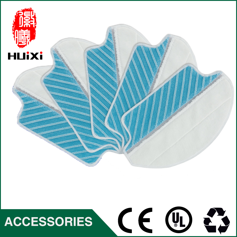 Blue and White Mopping Cloth Microfiber Dishcloth for DT85 DT83 DM81 Robot Vacuum Cleaner Parts for Home Clean<br><br>Aliexpress