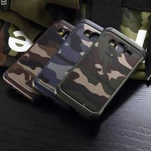 Win 2 Duos G361 Camouflage Armor Case Shockproof Cover For Samsung Galaxy Core Prime G360F G36H G360BT Defend Cover Free Film