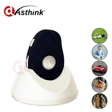 2014 Best Sale Cheapest GPS Tracking Device Dog with Mobile Phone Track System(China)