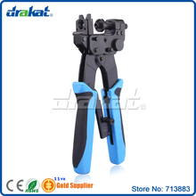 Waterproof 3 in 1 Coaxial F RCA BNC connector Crimping Tool