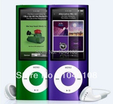 Wholesale High Quality Multi Lingual 5th GEN 8GB ONLY MP4 Music Player With Camera for Entertainment, Sport and Leisure.