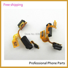 Original USB Dock Connector with Earphone AUdio Jack Flex Cable For Nokia Lumia 925 Charging Port