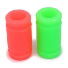 Silicone Joint Exhaust Rubber Adapter Exhaust Tubing Coupler Rubber for 1/8 Nitro RC Model Car HSP HPI Losi Axial Kyosho RedCat