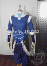 Hot The Legend of Korra Korra Avatar Cosplay Costume Custom made Any Size Man Women Clothing Free Shipping