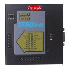 XPROG M V5.0 Auto ECU Chip Tuning Black Box Stable Function XProg-M Programmer With Full Adapters Programming Free Shipping(China)