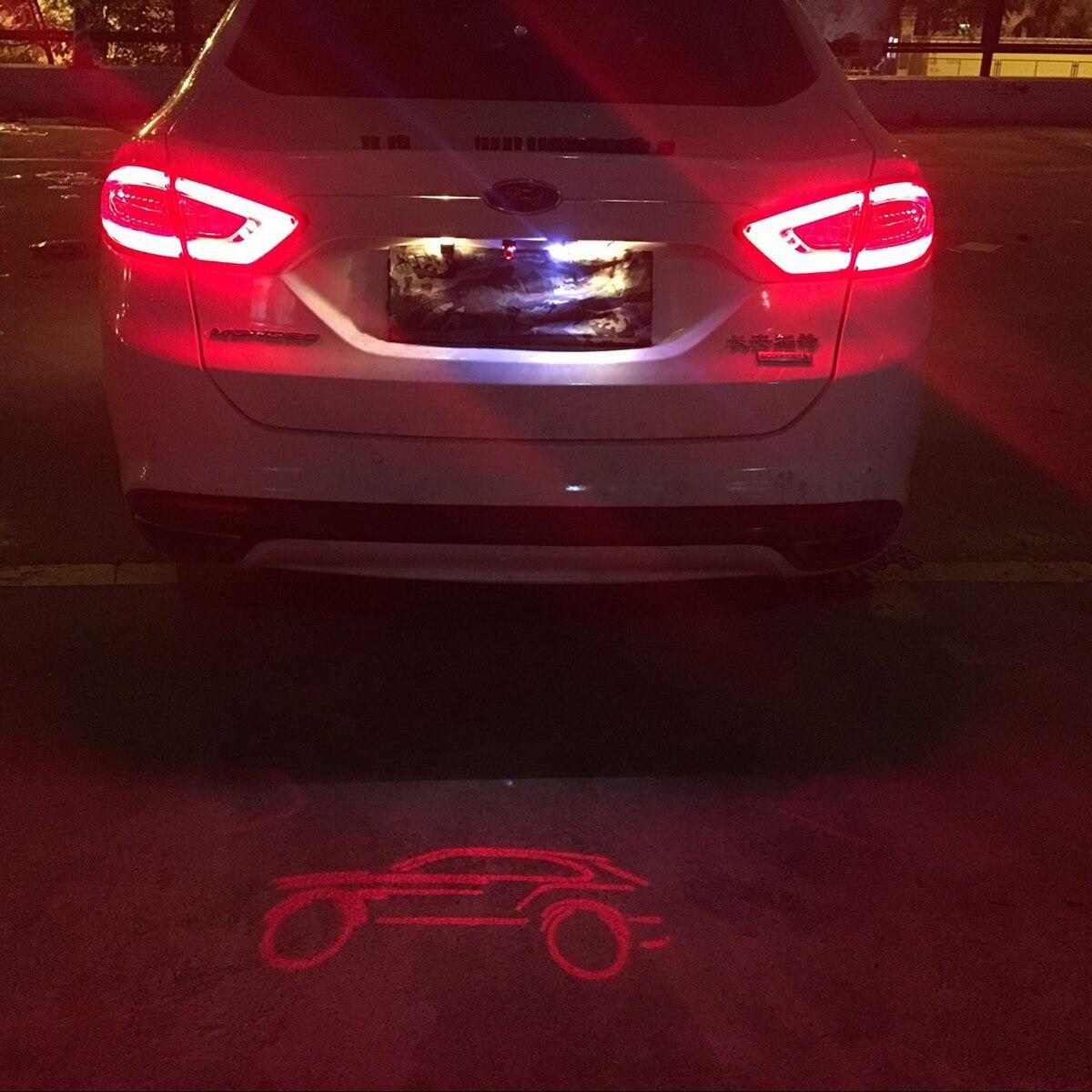 Car Laser Tail Led Light Anti Collision Rear-end Fog Lamp Rearing Warning Light for BMW E39 E46 E53 E90 E91 E92 E93 X5 X6 Logo<br><br>Aliexpress