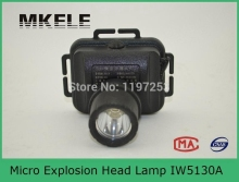 IW5130A micro explosion head lights,explosion proof flashlight,tiger head flashlight