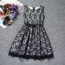 Summer Dress For Girl Party Wear Infant Princess Kids Dresses For Girls Clothes Fancy Lace Prom Dress Children Wedding Frocks(China)