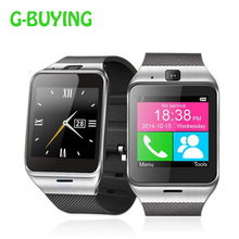 Original GV18 Bluetooth Smart Watch APLUS Smartwatch android Wrist watch with camera support NFC SIM for Android IOS Smart Phone(China)