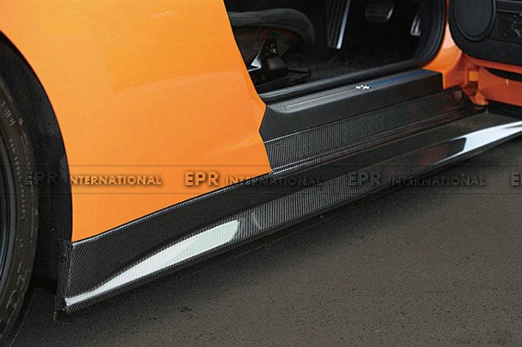 R35 GTR Zele Side Skirt_1