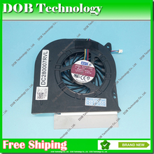 CPU cooling fan for DFS601705MB0T F962 TCF42 CN-0TCF42 DC280007RVL Fan FOR DELL Latitude E6510 laptop Cooler Fan(China)