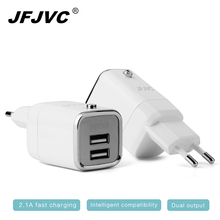 Buy EU/US/UK Fast USB Charger Dual USB Wall Charger Adapter Universal Mobile Phone Charger iPhone 8 Samsung S8 Tablet Charger for $3.92 in AliExpress store