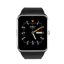 2017 Android smart watch GT08 Plus with MTK 6572 512MB+4GB 2G/3G watch phone android 4.42  for Android OS