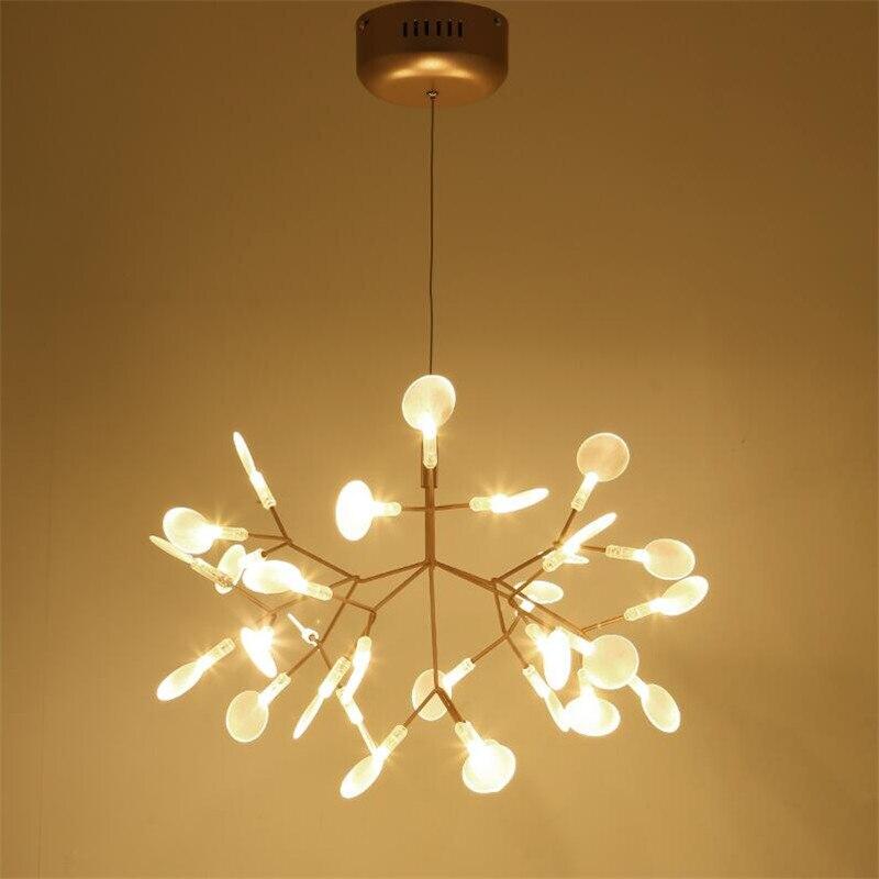 new design firefly led chandelier ceiling
