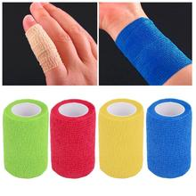 Security CE/FDA Certification Waterproof Self-Adhesive Elastic Bandage Cohesive First Aid Medical Health Care