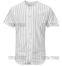 Men's Baseball Jersey Customized Any Name Any Number All Stitched Logo High Quality Jersey S-4XL Free Shipping VIVA VILLA(China)