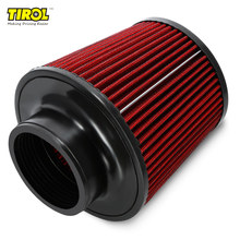 TIROL T21776 Air Filter Universal Auto Cold Air Intake(China)