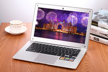 Gifts The cheapest 14inch laptop 2G 32G multi language activated windows OS 10 laser keyboard CDEK russian free shipping camera(China)