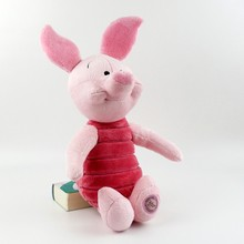 Hot Cute 1pcs 50cm Original Export Piglet Pig Pink Pig Plush Toy Cartoon Animal Soft Stuffed Doll Kid Toy Children Birthday Gift(China)
