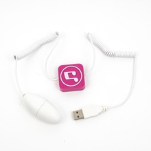 New Hot Selling Music Control Vibrator USB Sex Eggs ,Sex Product For Women TD0119