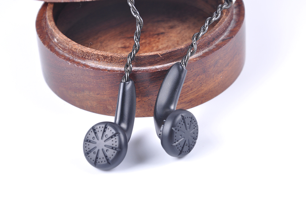 Orignal K's Earphone 500ohm Balanced High Impedance In Ear Earphone Two Version Earbud 500 ohm Flat Head Plug
