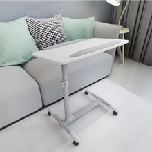 250632/Laptop table lazy table bedside lift lift simple desk simple lazy little desk/Anti - slip baffle design(China)