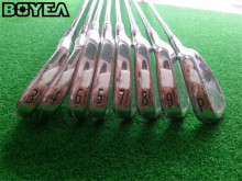 Brand New Boyea 714 Iron Set CB Golf Forged Irons Golf Clubs 3-9P Regular and Stiff Flex Steel Shaft With Head Cover