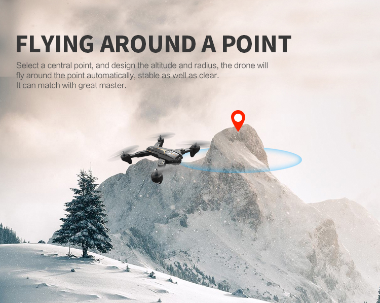 New Arriving VISUO XS812 GPS RC Drone with 2MP5MP HD Camera 5G WIFI FPV Altitude Hold One Key Return RC Quadcopter Helicopter 1 (14)