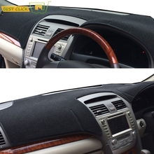 Fit For 2007 2008 2009 2010 2011 Toyota Camry XV40 Dashboard Cover Dashmat Dash Mat Pad Sun Shade Dash Board Cover Carpet RHD