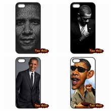 Barack Hussein Obama II Phone Cover Case For iPhone 4 4S 5 5C SE 6 6S 7 Plus Galaxy J5 A5 A3 S5 S7 S6 Edge