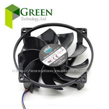 5PCS The original Cooler Master 9025 9o25 90MM 9cm Circular fan PC CPU Cooling fan 12V  0.6A computer case fan with PWM 4pin