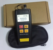 YJ-350A Telecommunication -70~+6dBm Handheld Mini Fiber Optical Power Meter