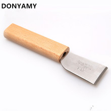 DONYAMY DIY Carving Cutting Leather Knife Spade Shucking Knives(China)