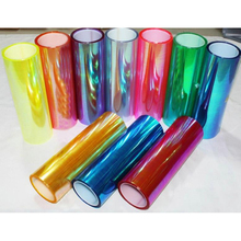 100cm*30cm Shiny Chameleon Auto Car Styling headlights Taillights film lights Dazzle colour Car film Stickers Car Accessories(China)