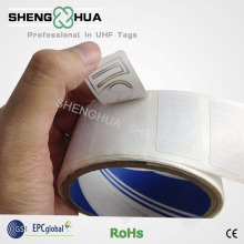 10pcs/lot RFID UHF Label Long Reading Distance 8-15M Passive RFID Tag Sticker for Warehouse Management(China)