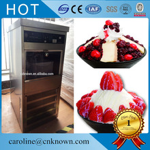 withour refrigerant Shop used Milk snow machine/snow flake ice machine(China)