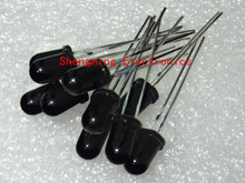 100pcs 5mm LED Infrared receiver 940NM IR Led Diodes(China)