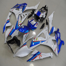 KEMiMOTO Fairing Kits For BMW S1000RR Year 2011 2012 2013 2014 ABS Motorcycle Fairings Motorbike Bodywork Cowlings(China)