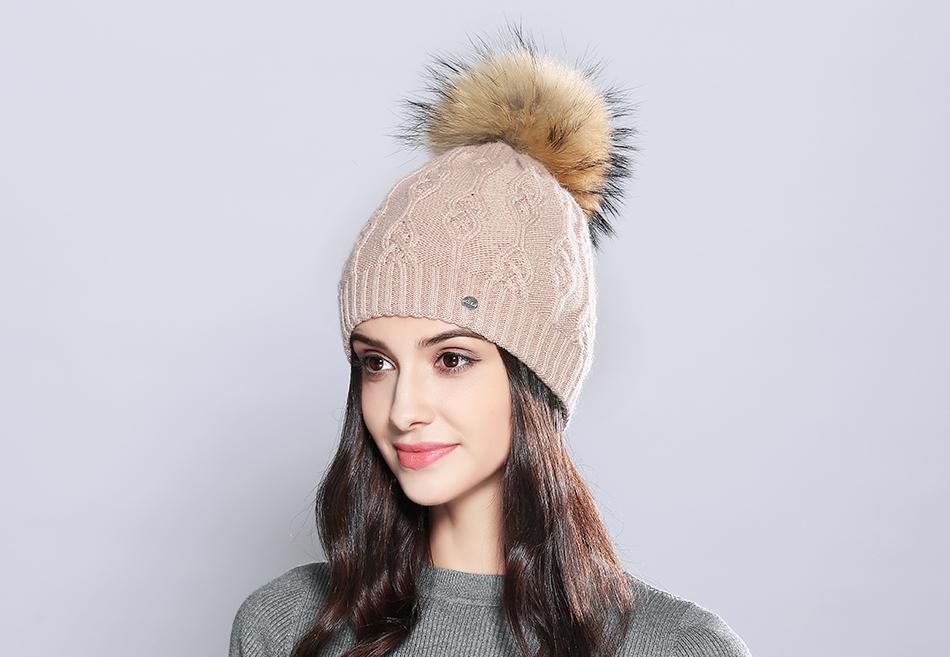woman winter hats MZ710B (1)