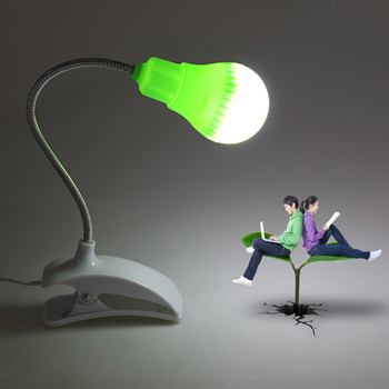 Flexible Bright Switch Bed Table Desk Light Mini LED USB Light Computer Lamp for Notebook PC