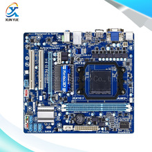 Gigabyte GA-880GM-D2H Original Used Desktop Motherboard AMD 880G Socket AM3  DDR3 SATA2 USB2.0 Micro ATX