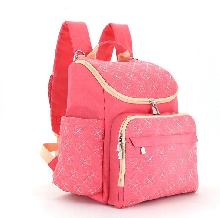 Diaper Bag Fashion Mummy Maternity Nappy Bag Brand Baby Travel Backpack Diaper Organizer Nursing Bag For Baby Stroller Wetbag (9)