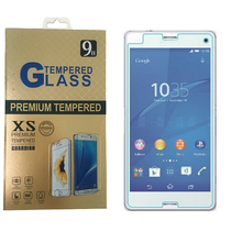 Buy z3 compact tempered glass Sony Xperia Z3 Compact Screen Protector Front Explosion-Proof Film Xperia Z3 Mini Guard for $1.39 in AliExpress store