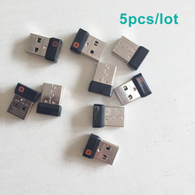 5pcs New Original Logitech Wireless Mouse Gaming Laptop PC Gamer Mice Logitech Unifying Receiver 6 Channel Nano Mouse Receiver