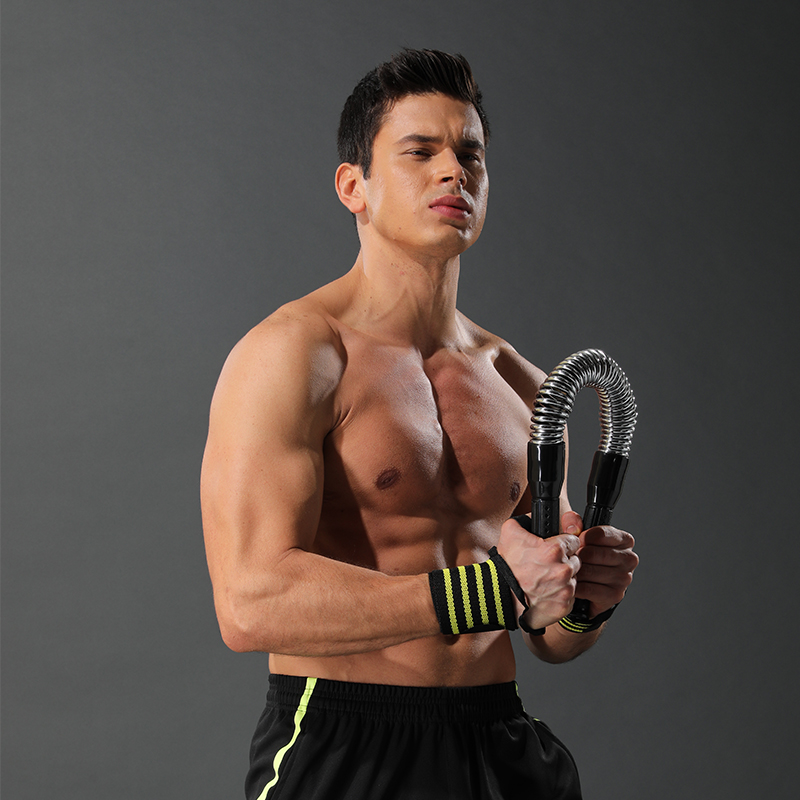 Adjustable Arm Chest Wrist Grip Fitness Men Exercise Strength Spring Expander