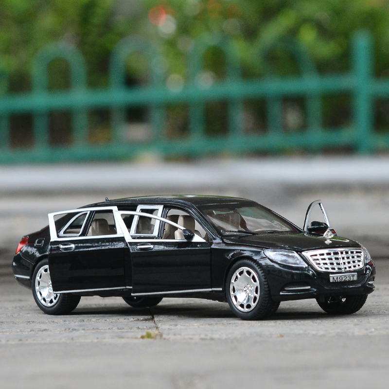 124 XLG TheBenz Maybach S600 Extended (3)