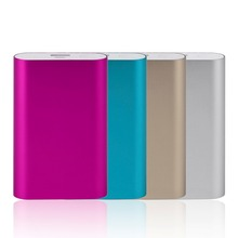 Power Bank External Portable Mobile Phone Backup Bank USB Charger for XIAO MI Emergency Portable 18650 Power Bank Case